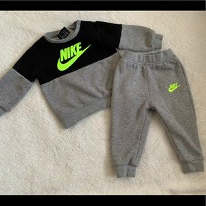 18 month Nike outfit